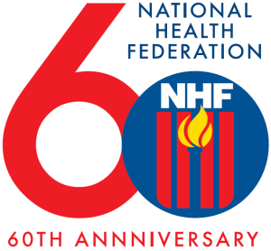 The National Health Federation - 60th Anniversary - Logo